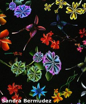 Flores Sandra Bermudez